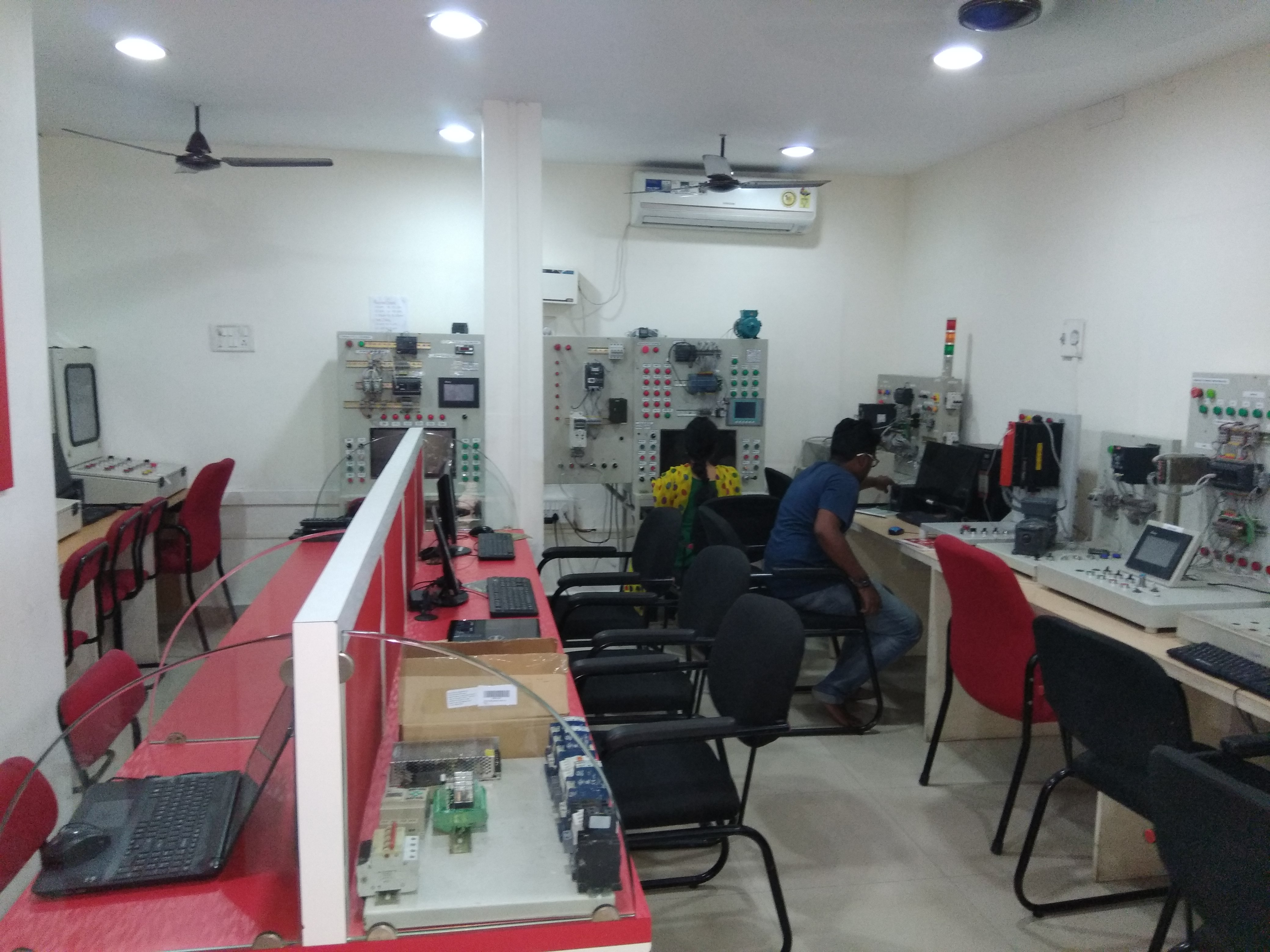 branded plc training in chennai
